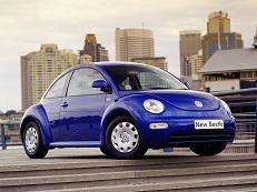 elektrony volkswagen new beetle