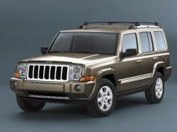 elektrony jeep commander xk 2005 2010