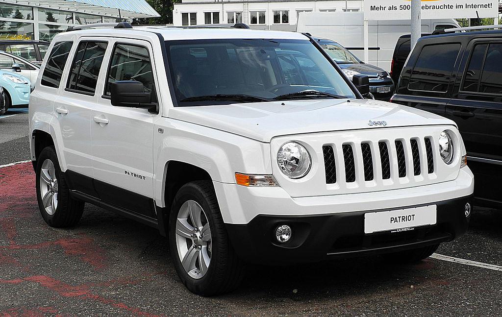 elektrony jeep patriot mk 2007 2016