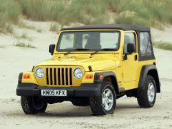 elektrony jeep wrangler tj 1997 2006