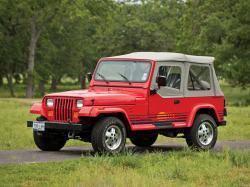 elektrony jeep wrangler yj 1987 1995