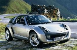 elektrony smart roadster