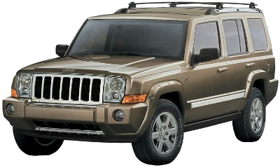 elektrony jeep commander
